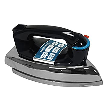 NEW Black Decker Heavyweight Classic Iron Dry Clothing Flat Iron model F54, Strong and Sturdy, Designed to last you a lifetime.