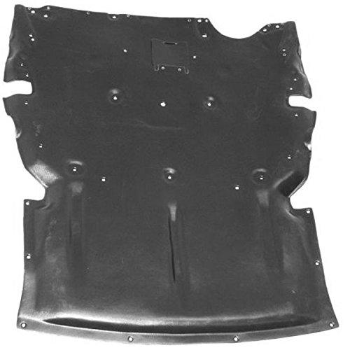 Koolzap For 12-18 BMW 2//3//4-Series Front Engine Splash Shield Under Cover Undercar BM1228172