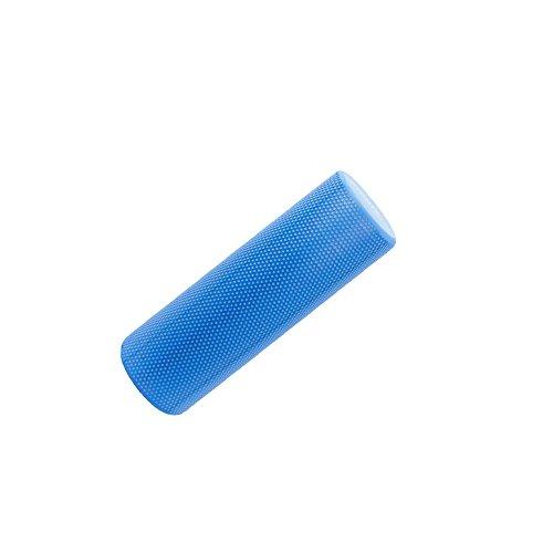 Rouleau de massage en mousse - Idéal pour l'automassage, les étirements, la relaxation et les douleurs musculaires / 14,5 x 45 cm ou 14,5 x 90 cm