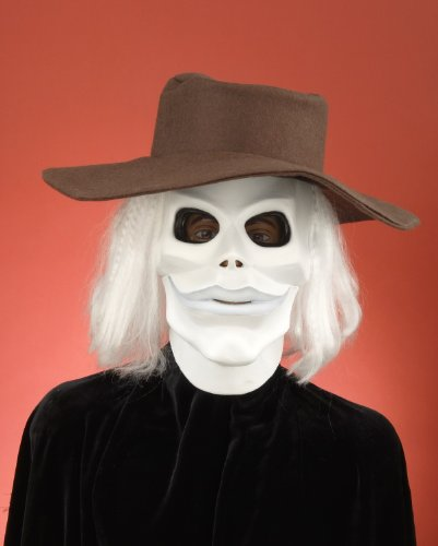 Puppet Master Blade Mask and (Puppet Master Halloween Costumes)