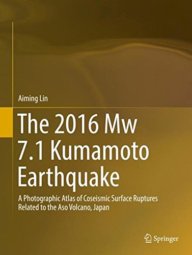 The 2016 Mw 7.1 Kumamoto Earthquake: A Photographic Atlas of Coseismic Surface Ruptures Related to the Aso Volcano, Japan