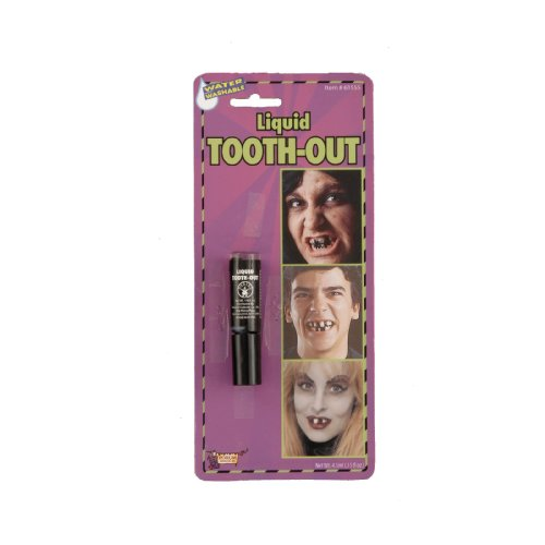 (Forum Novelties Black Liquid Tooth)