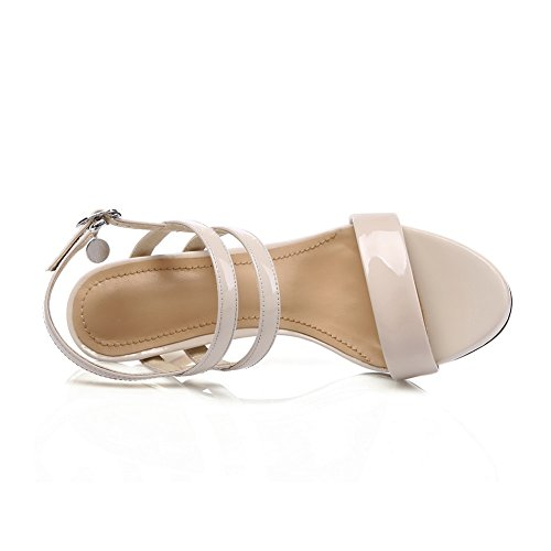 AdeeSu AdeeSu Ballerine Donna Ballerine Donna Apricot Apricot rxwqEt0Or