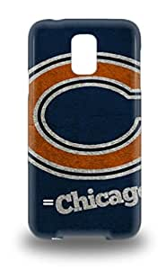 Defender Case For Galaxy S5 NFL Chicago Bears Pattern ( Custom Picture iPhone 6, iPhone 6 PLUS, iPhone 5, iPhone 5S, iPhone 5C, iPhone 4, iPhone 4S,Galaxy S6,Galaxy S5,Galaxy S4,Galaxy S3,Note 3,iPad Mini-Mini 2,iPad Air )