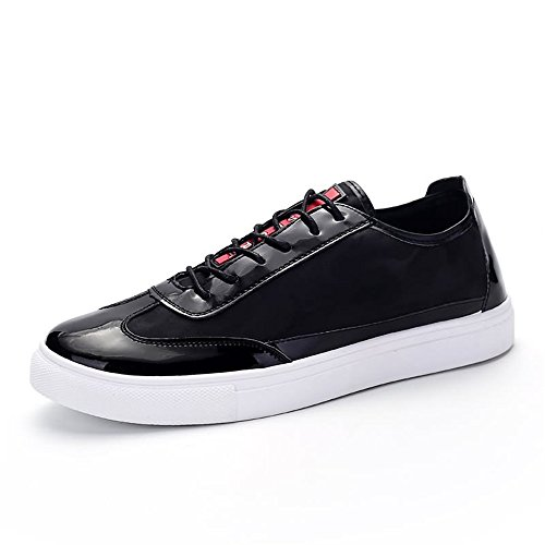 shoes EU Shufang Mocassini Nero Nero 40 Uomo 7aFapnq