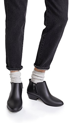Sam Edelman Rain Petty Black Boot Women's Matte r0rF4qwnx