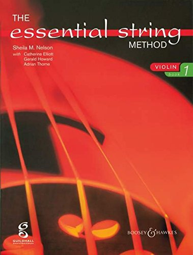 The Essential String Method: v. 1: For (Nelson Violin)