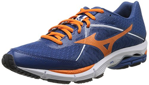 Blue Dark Vibrant Homme Mizuno Ultima Blau White Wave Orange 6 Flâneurs qRSw0FT