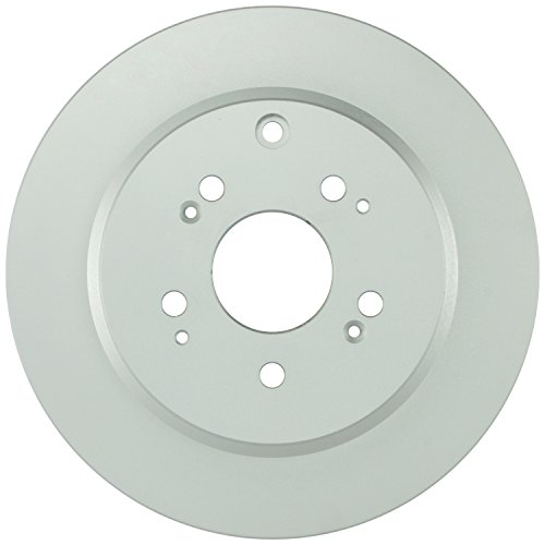 Bosch 26011446 QuietCast Premium Disc Brake Rotor For: Acura MDX, ZDX; Honda Odyssey, Pilot, Rear ()