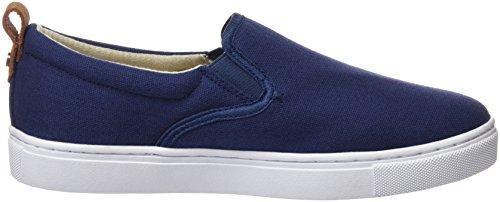 Dickies 09 000018, Slip on Hombre Azul (Navy Blue)