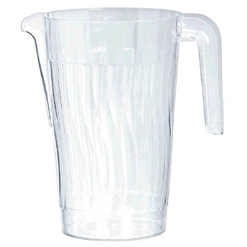 Pitcher Plastic 50 oz. - Beverage 50 Ounce