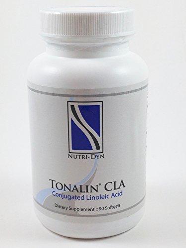 Tonalin® CLA Conjugated Linoleic Acid by Nutri-Dyn 90 softgels