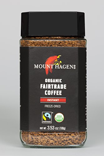 (Mount Hagen Organic Freeze Dried Instant Coffee, 3.53 oz)