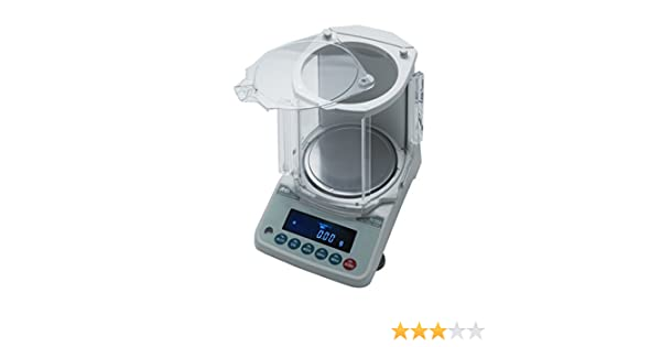 A&D Engineering FX-1200i Series FX-i Precision Balance, 1220g Capacity, 110V: Science Lab Electronic Toploading Balances: Amazon.com: Industrial & ...