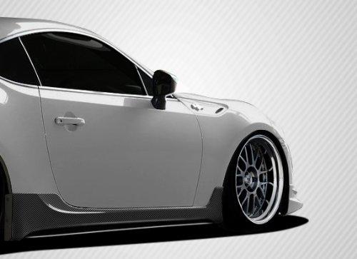 2013-2016 Scion FR-S Subaru BRZ Carbon Creations TD3000 Side Skirts Rocker Panels - 2 Piece