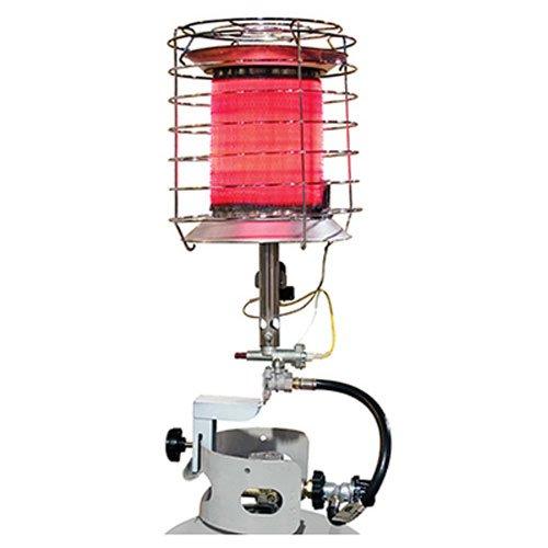 Dura Heat TT-360 Propane(LP) 360 Degree Tank Top Heater by Dura Heat