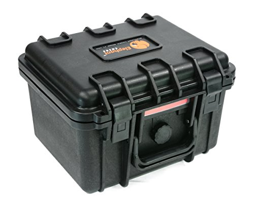 Elephant E130 Case with Foam for Camera, Video, Guns, Test a