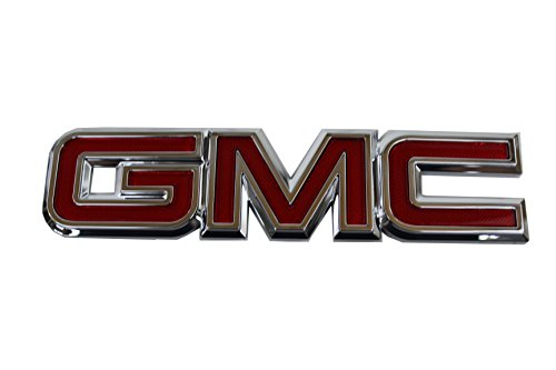 Envoy Denali Grill - Genuine GM 15186371 Liftgate Vehicle Name Plate