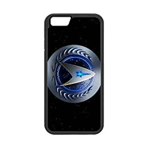 iPhone 6 Plus 5.5 Inch phone case Black Star Trek FFTR4270577