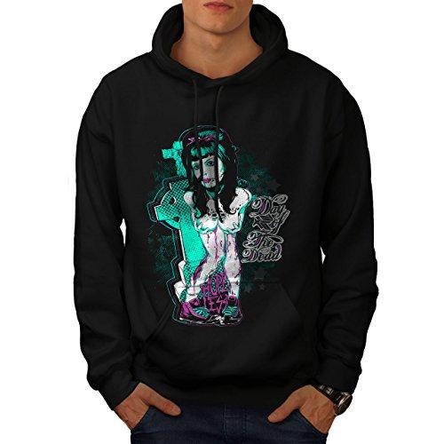 wellcoda-Day-of-Dead-Emo-Mens-Hoodie-Hopeless-Hooded-Sweatshirt