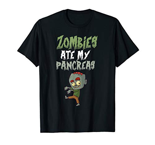 Funny Type 1 Diabetes T-Shirt Funny T1D Diabetic -