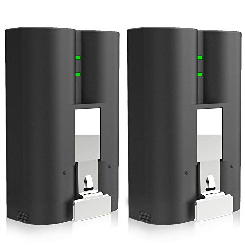 2 Packs Rechargeable 3.65V Lithium-Ion Battery Compatible with Ring Video Doorbell 2, Spotlight Cam and Ring Stick Up Cam