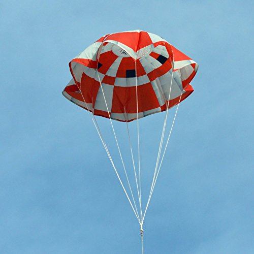 (36-inch Ripstop Nylon Cloth Parachute for Water or Model Rocket)