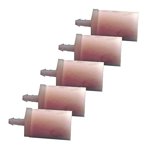 Oregon 07-213 (5 Pack) Fuel Filter 3/16-inch Replaces Husqvarna 503-4432-01 # 07-213-5pk