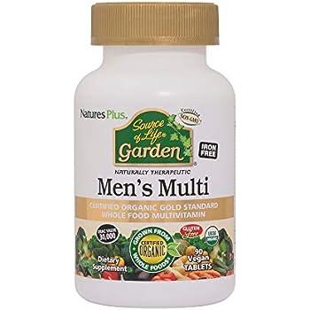 Natures Plus Source of Life Garden Vitamin B12 Non-GMO 60