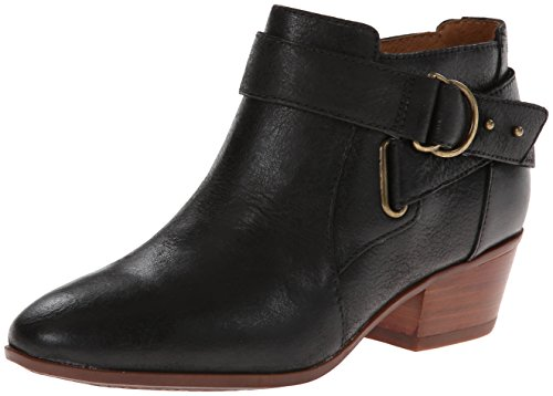 Clarks Spye Belle Leather Ankle Boots