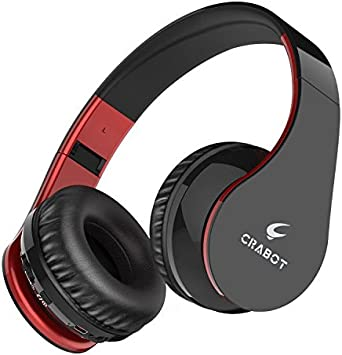 Crabot Auriculares Inalámbricos Bluetooth con Micrófonopara el ...