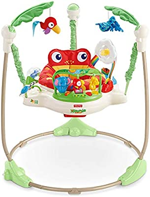Fisher Price Rainforest Jumperoo Color Wheel Toy Replacement Part