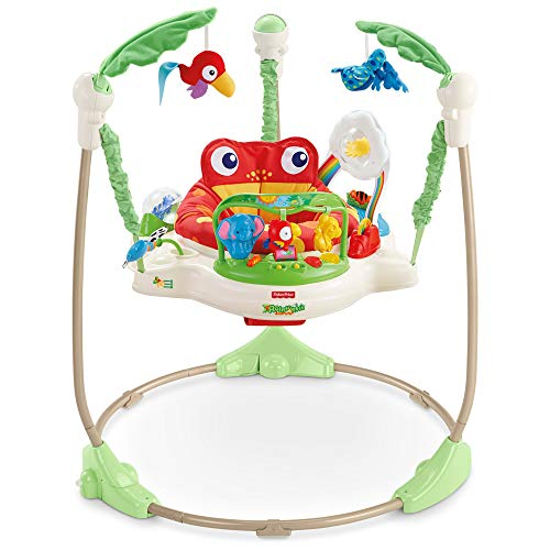 Fisher-Price Rainforest Jumperoo (Fisher Price Infant To Toddler Rocker Reviews)