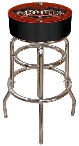 Table Stools Cocktail (NCAA Brown University Padded Swivel Bar Stool)