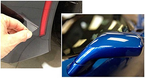 2014-2017 Corvette Cleartastic Behind Wheel and Mirror Paint Protector Kit