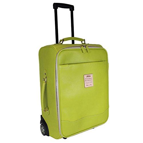 Terrida Marco Polo trolley - LE530 (Acid Green)