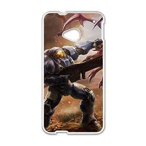 SANLSI Terminator Phone Case for HTC One M7 case