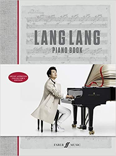 - [By Lang Lang] Lang Lang Piano Book (Faber Edition) [2019] [Hardcover ] New Launch Best selling book in |Piano Songbooks|