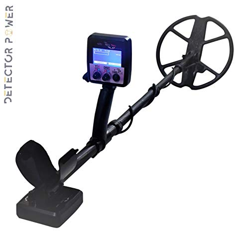 Optimum Detech Neo Balance VLF High Frequency Metal Detector - Deep Seeking Depth Scanner - Discover Gold, Silver, Coins, Jewelry, and Other Treasures