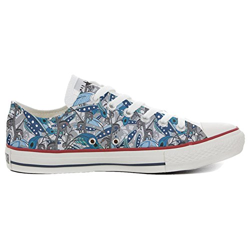 Unisex Feathers Zapatos Horse Star Converse Personalizados producto All Handmade IwfCqS