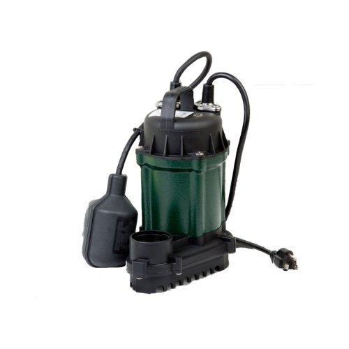 Zoeller-49-0006-Water-Riddr-III-025-HP-Submersible-Automatic-Dewatering-Pump-with-20-Inch-Cord