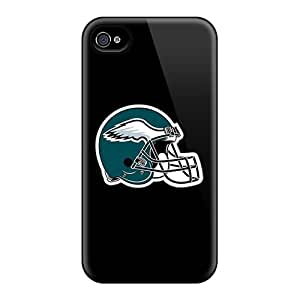 High-end Case Cover Protector For Iphone 4/4s(philadelphia Eagles 6)
