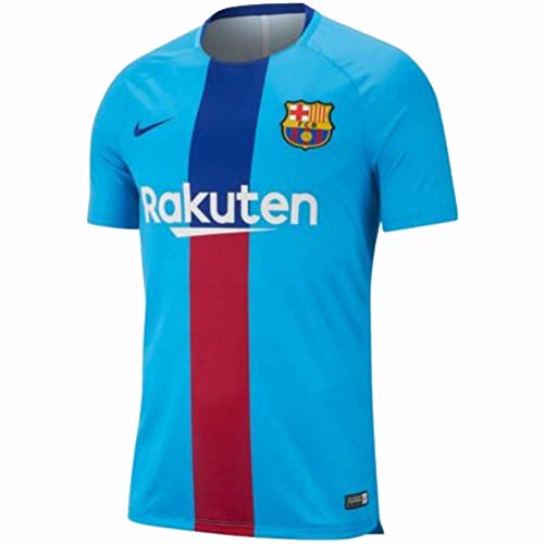 Nike Barcelona Dri-FIT Squad Training Top 2018/2019 - Blue - ()
