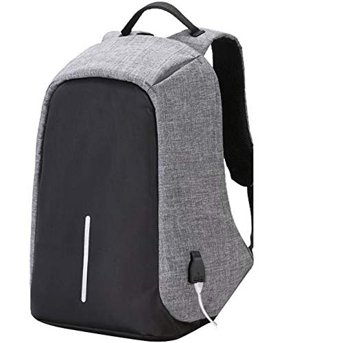 ARTNAM Backpack Waterproof 15.6 Inch Laptop Bagpack USB Charging Port 30 Ltrs Travel Hiking Fashion Business Bag for Men Women Unisex School College Office