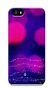 iPhone 5 5S Case Blinking Light 3D Custom iPhone 5 5S Case Cover