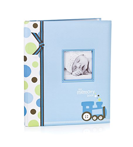 Lil' Peach Train Baby Memory Book