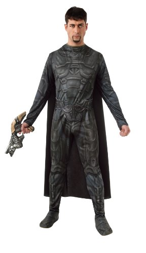 [Rubie's Costume Superman Man Of Steel Adult General Zod, Multi-Colored, X-Large Costume] (Mens Superman Man Of Steel Costumes)