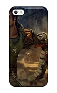 Jasoilliam Design High Quality Bionic Commando Cover Case With Excellent Style For Iphone 5/5s