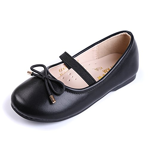 69be426add11a EIGHT KM EKM701 Toddler & Girl's Ballet Flats Mary Janes Dress Shoes ...