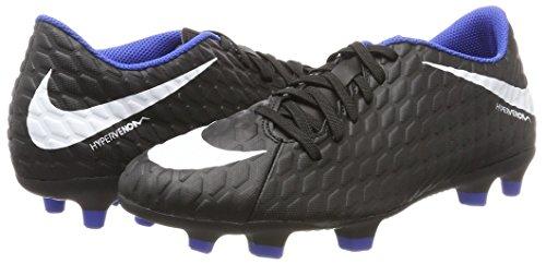 Royal Hommes Noir Phade De Iii Football Hypervenom Jeu Nike Fg noir Pour Chaussures FUq7OO